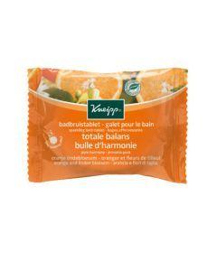 Kneipp Galet pour le Bain - Fleurs de Tilleul / Oranger (Bulle d'Harmonie) - 80g