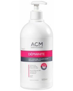 ACM Dépiwhite Lait Corporel Éclaircissant 500ml