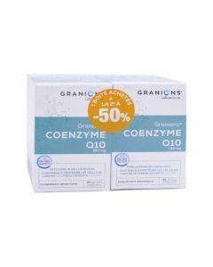 Granions Coenzyme Q10 120mg - 2 x 30 Gélules