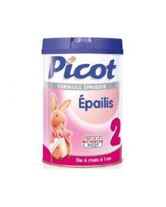 Picot Lait Épailis 2 900 G