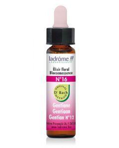 Ladrôme Elixir floral bio N°16 Gentiane 10ml