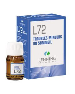 Lehning L72 Solution Buvable 30ml