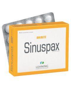 Lehning Sinuspax 500 mg 60 Comprimés