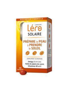Léro Solaire Peaux Sensibles 30 Capsules