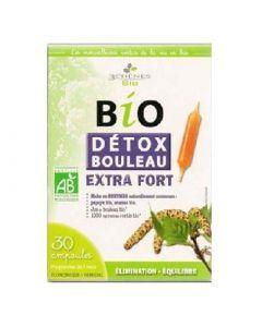 3 Chênes Bio Detox Bouleau Extra Fort 30 Ampoules