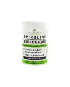 3 Chênes Bio Spiruline de Production Biologique 60 Comprimés