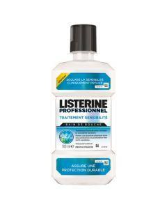 Listerine Professionnel Traitement Sensibilité 500ml