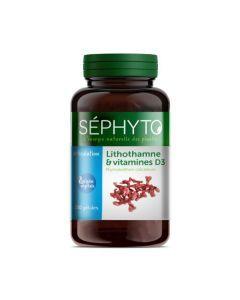 Séphyto Articulation Lithothamne Vitamine D 200 Gélules