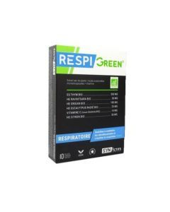 Synactifs Respigreen Bio 10 Gélules