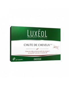 Luxeol Chute De Cheveux 30 Capsules