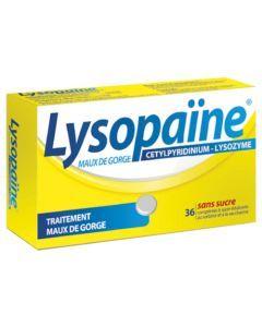 Lysopaïne Comprimés à Sucer 2X20