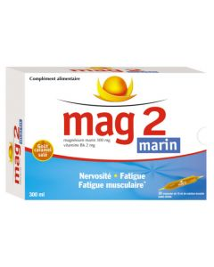 Mag 2 Marin 30 Ampoules 10ml