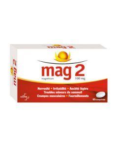 Mag 2 100 mg 60 comprimés