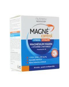 Nutreov Magné® Control Stress Vitalité 30 Sticks