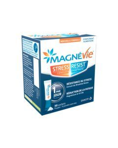 Magnévie Stress Resist 30 Sachets-Sticks