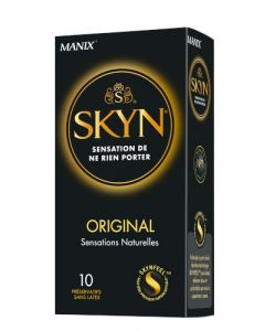 Manix Skyn Original 10 Préservatifs