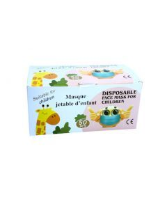 Center Pharm Masques Chirurgicaux Enfants Type IIR - 50 masques