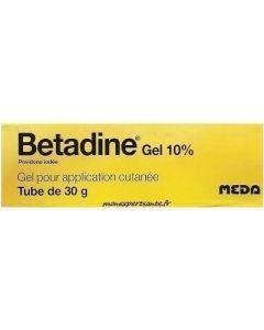 Betadine 10% Gel Application Cutanée 30g
