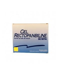 Rectopanbiline Gel Rectal 6 doses