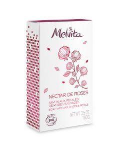 Melvita Nectar De Roses Savon 100g