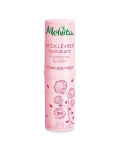 Melvita Nectar de Roses Stick Lèvre Bio 3,5g