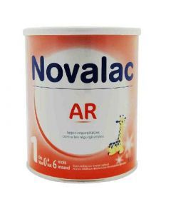 Novalac Anti-régurgitation Lait 0 à 6 Mois 800g
