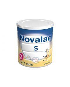 Novalac Satiété Lait 2 Ième Age 800g