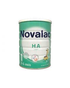 Novalac Lait Ha 1er Âge Hypoallergénique 800g