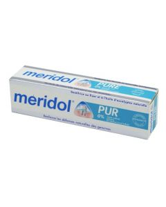 Meridol Pur Dentifrice Tube 75ml