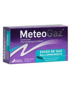 Meteogaz Ballonements 10 Sticks