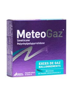 Meteogaz Ballonements 20 Sticks