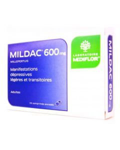 Mildac 600 mg