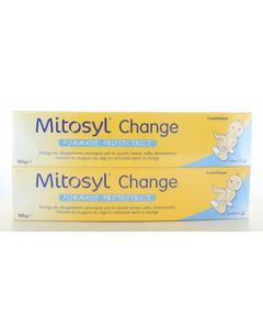 Mitosyl Change Pommade Protectrice Lot de 2