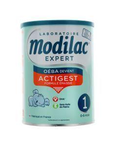 Modilac Expert Actigest 1 1er Âge 800g
