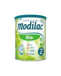 Modilac Bio 2ème Âge 800g