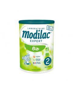 Modilac Expert Bio 2 2ème Âge 800g