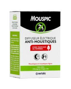 Mouspic Diffuseur Électrique Anti-Moustique