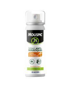Mouspic Spray Zones Infestées & Tropiques 100ml