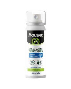 Mouspic Spray Zones Tempérées 100ml