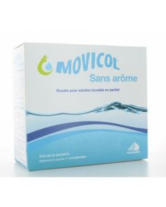 Movicol Sans Arôme Poudre pour Solution Buvable 20 Sachets