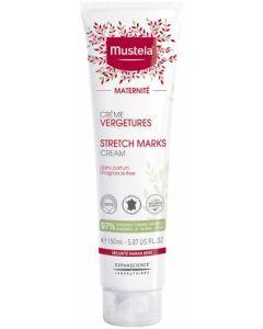 Mustela Maternité Crème Vergetures Sans Parfum 150ml