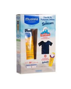Mustela Lait Très Haute Protection SPF 50+ Tube 200ml + T-shirt Offert
