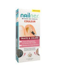 Novodex Nailner Traite & Colore 2x5ml