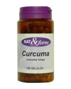 Nat&form Curcuma 120 Gélules