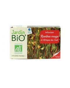 Jardin Bio Infusion Rooibos Rouge d'Afrique du Sud 34g
