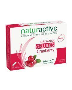 Naturactive Urisanol 30 Gélules