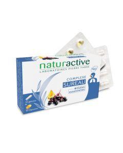 Naturactive Complexe Sureau & Huiles Essentielles 10 Gélules + 10 Capsules