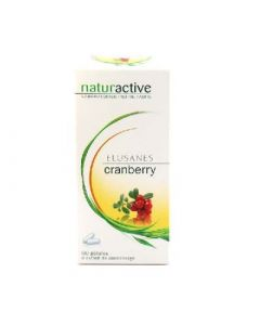 Naturactive Cranberry Elusanes 60 Gélules