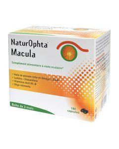 Horus Pharma Naturophta Macula 180 Capsules