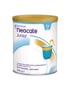 Nutricia Neocate Junior Neutre 400g